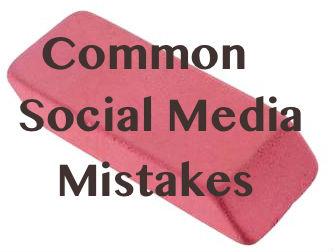 4 greseli din social media
