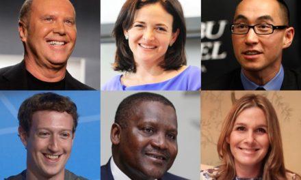 Cati bani au pierdut cei mai bogati oameni de pe Glob in 2014