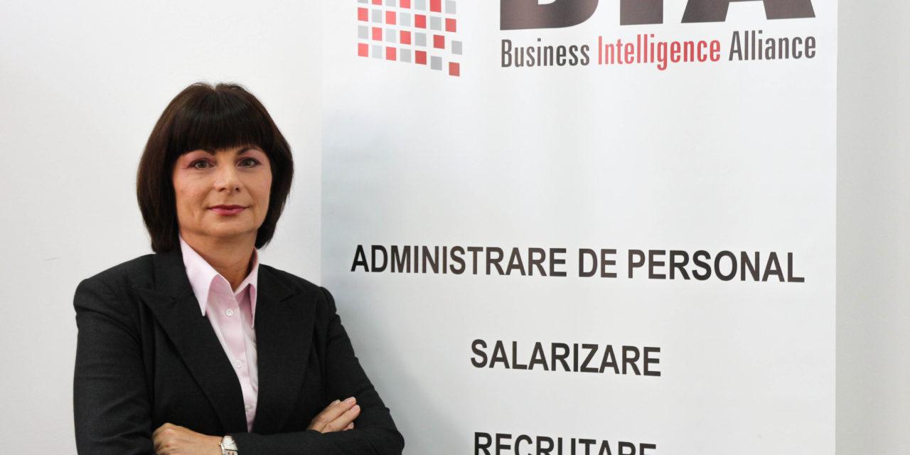 Mariana Vaida: Un bun manager este acela care are o echipa buna