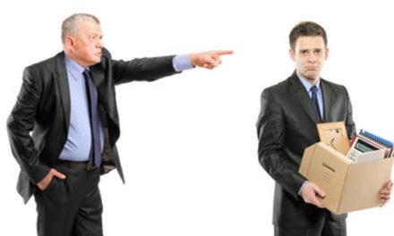 Cum se face cat mai corect concedierea unui angajat
