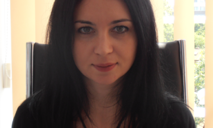 """Interviu Giorgiana Lazar – Director Operational Sanador: """"Viata este mult mai frumoasa, daca alegi sa o traiesti!"""""""