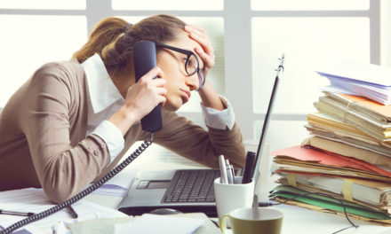 Stresul la locul de munca si cauzele acestuia