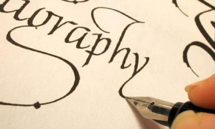Cum sa faci bani dintr-o afacere de caligrafie