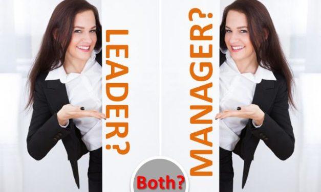 Dezbaterea dintre leadership si management. Care sunt diferentele?