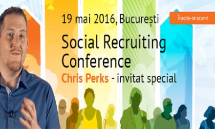 Social Recruiting Conference Bucuresti