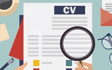 Cum sa faci un CV