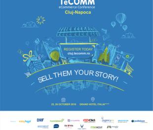 Cluj-Napoca gazduieste cea de-a 9-a editie a celui mai important punct de intalnire a industriei de eCommerce