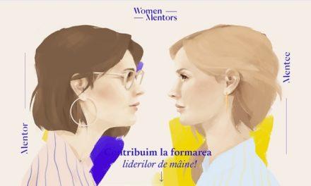 Luna ianuarie este luna mentoratului: The Woman lanseaza platforma Womentors