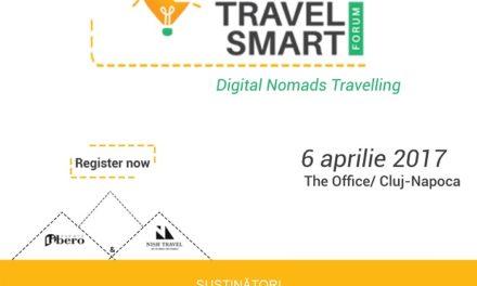 Travel Smart Forum Cluj 2017  – 6 aprilie