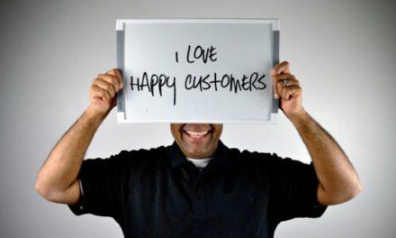 5 moduri de a iti face fiecare client fericit