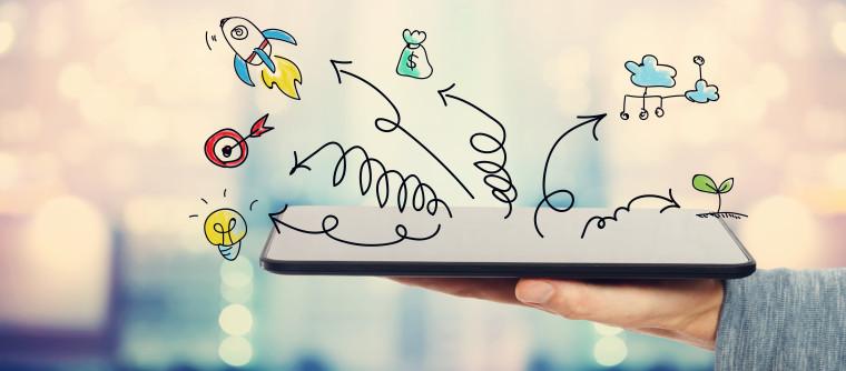 4 idei de afaceri pentru oameni creativi