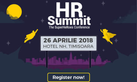 Gamification, leadership, brand de angajator – tematici abordate la HR Summit Timisoara (26 Aprlie 2018)
