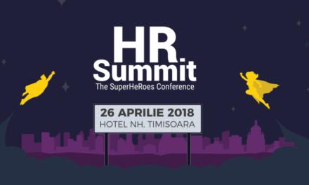 Fuga dupa talente si CSR for the greater good – o saptamana pana la HR Summit Timisoara