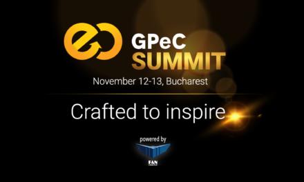 12-13 noiembrie – GPeC SUMMIT Bucuresti