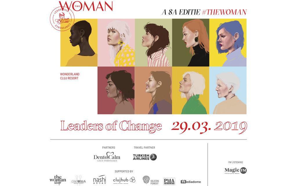 Empowerment–ul liderilor feminini la The Woman
