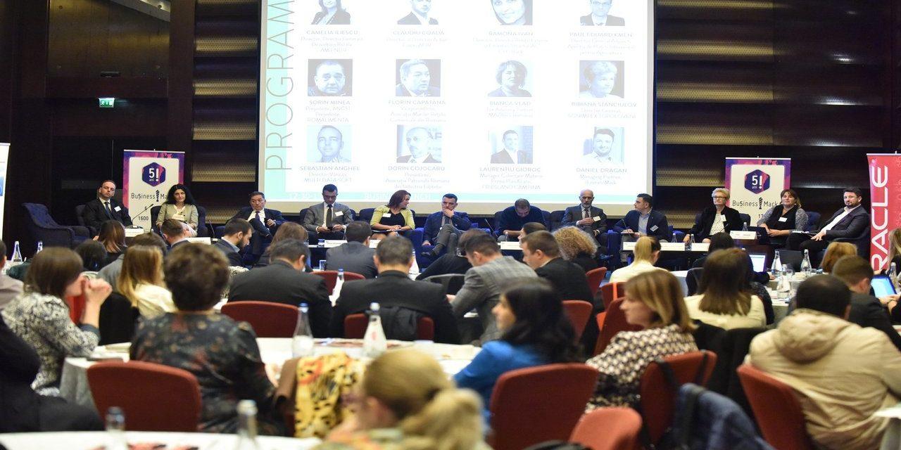 "Am aflat ce aduce nou sectorul agricol 2018 la ""Romanian Food and Agribusiness Conference""!"