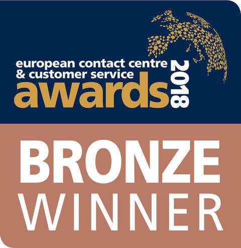WPG Racing Solutions primeste premiu pentru unul dintre cele mai bune contact center din Europa in categoria sa