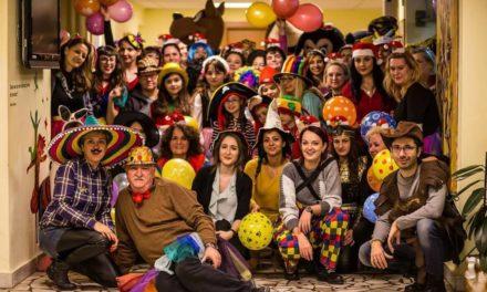 Revelion în spitalele de copii din București