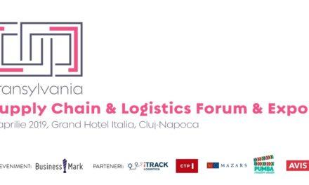 Noutăți în managementul eficient al lanțului de aprovizionare la Supply Chain & Logistics Forum & Expo, Cluj-Napoca