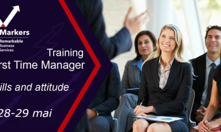 28-29 Mai – Training intensiv First Time Manager – Editia Numarul 4