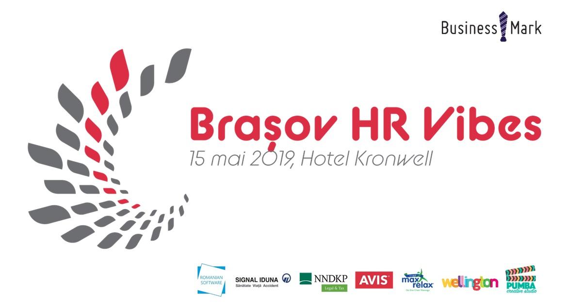 15 mai 2019 – Brașov HR Vibes