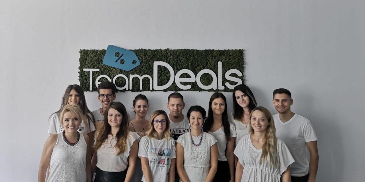 TeamDeals declara ziua reducerilor imbatabile in campania White Monday