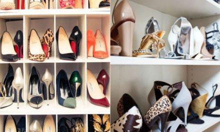 Organizarea garderobei si pastrarea produselor vestimentare  intr-o forma cat mai buna