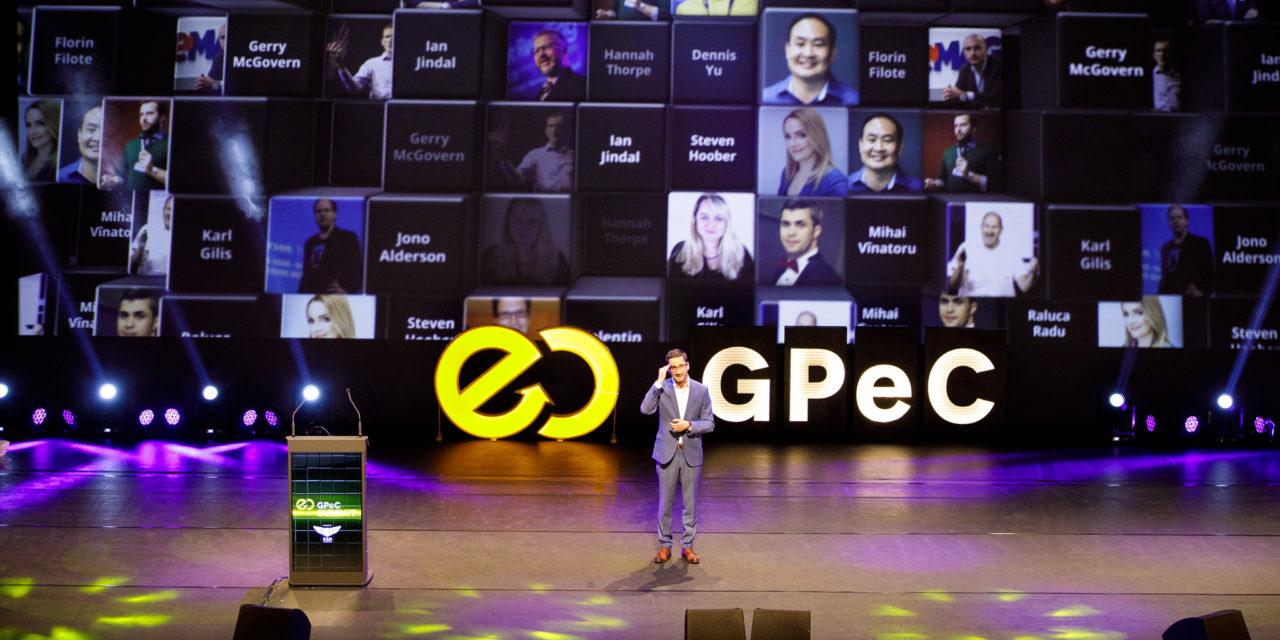 Ultimele zile de înscrieri Early Bird cu 50 EUR discount la GPeC SUMMIT – Evenimentul Anului în E-Commerce și Digital Marketing
