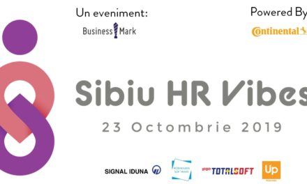 Feel the HR Vibes, pe 23 octombrie 2019 @Sibiu!