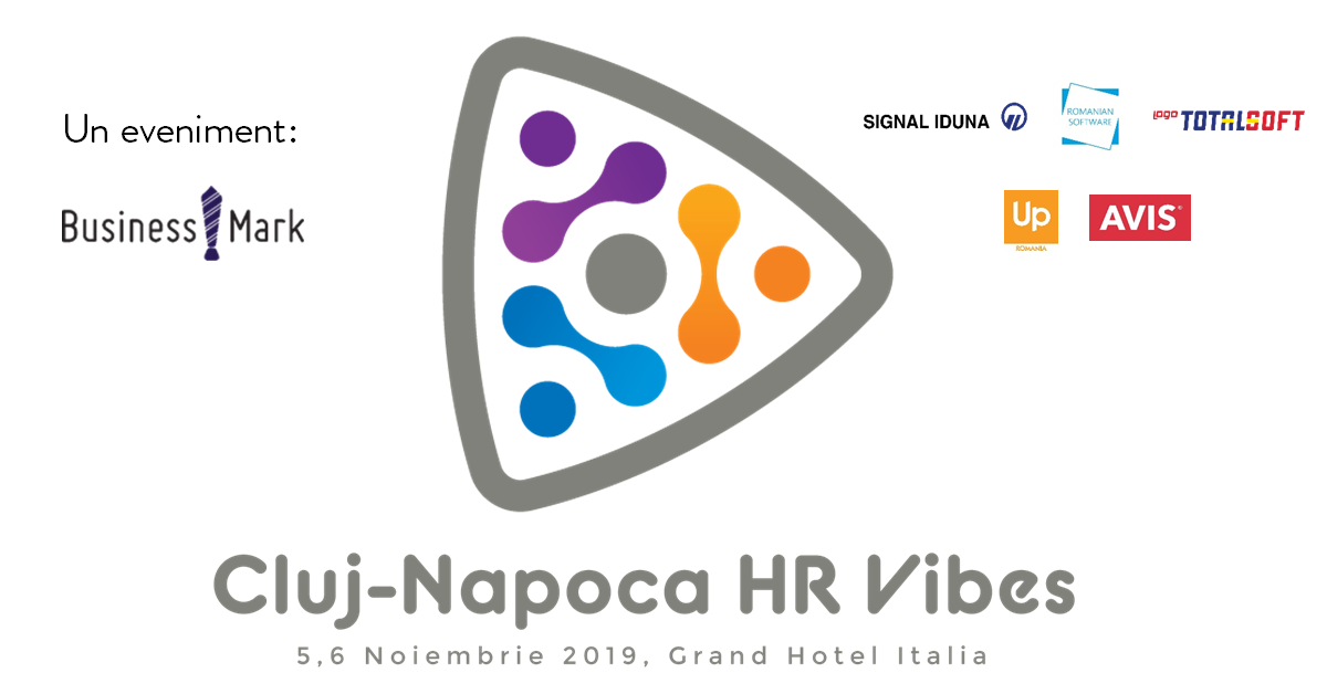 5-6 noiembrie 2019: Feel the HR VIBES la Cluj-Napoca!