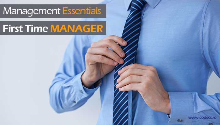 Management Essentials | First Time Manager