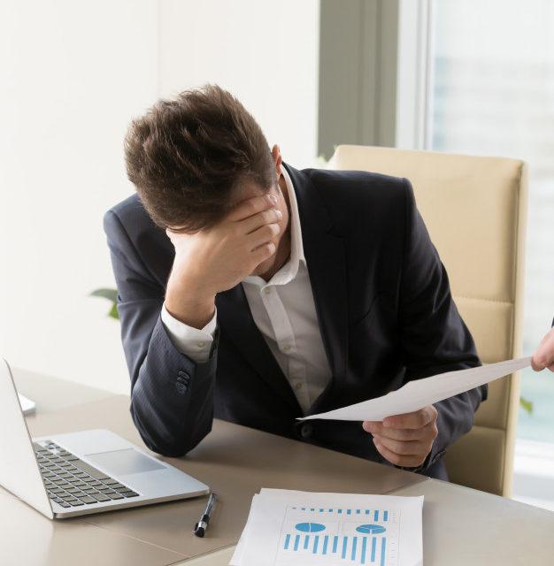 Cele mai des intalnite 3 greseli in lumea afacerilor