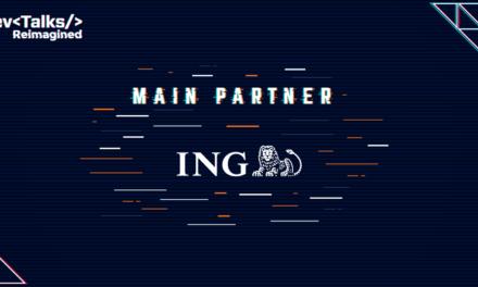 ING Bank România – Main Partner în cadrul DevTalks Reimagined, cel mai mare eveniment online dedicat profesioniștilor IT&C din România