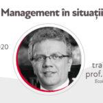 Revenue management – O soluție pentru situațiile de criză