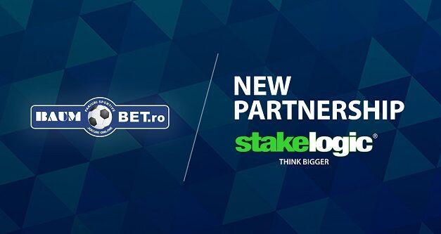 Furnizorul de jocuri de casino Stakelogic a intrat pe piața românească de online gambling