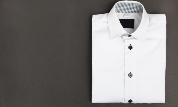 3 motive pentru care camasa alba este un accesoriu esential pentru barbati